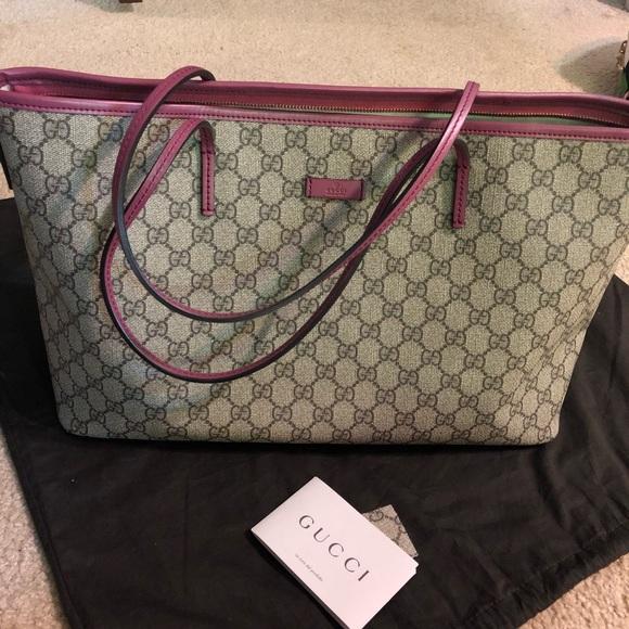 de942a71e61 Gucci Handbags - Gucci Tote